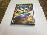 Juiced 2: Hot Import Nights (Sony PlayStation 2, 2007) new