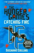 Catching Fire (Hunger Games, Book 2), Suzanne Collins, Like New, Paperback