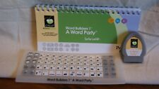 Cricut Cartridge - WORD PARTY - Gently Used - No Box