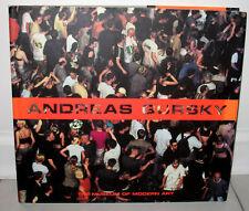 SIGNED Andreas Gursky The Museum of Modern Art Galassi HC DJ Retrospective