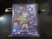 Pokemon card sleeve limited Acerola Sleeve 64 sheet All Set Sun & Moon Japanese