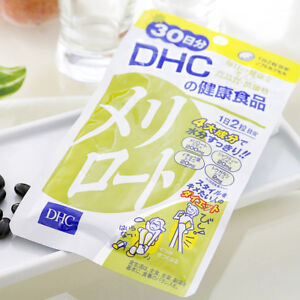 DHC Melilot Supplement 30 days 60 tablets From Japan F/S