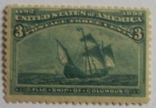 unused U.S. postage  stamps scott # 232
