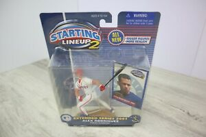 Starting Lineup 2 Texas Rangers Alex Rodriguez Extended Series 2001 New