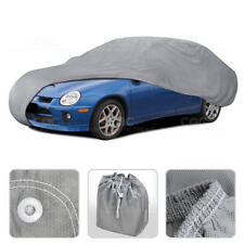 Car Cover for Dodge Stealth 90-00 Outdoor Breathable Sun Dust Proof Protection
