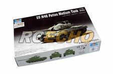TRUMPETER Military Model 1/72 US M46 Patton Medium Tank Scale Hobby 07288 P7288