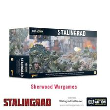 28mm Warlord Games Stalingrad Battle Set, Bolt Action WWII BNIB $320 msrp