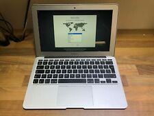 "Apple MacBook Air 11.6"" inch Core i5 1.4Gz 4GB 128GB SSD 2014 1208"