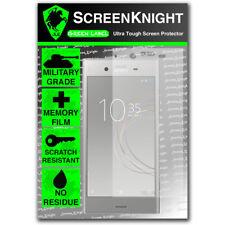 Screenknight Sony Xperia XZ1 Militar Escudo protector de pantalla