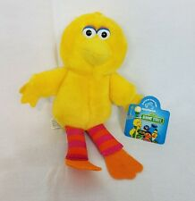 "Big Bird Applause Plush 1993 NWT 8"" Tall"