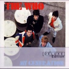 THE WHO - MY GENERATION - DELUXE EDITION - 2 CD BOX SET