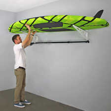 SafeRacks Paddleboard Rack, High Quality, Heavy Duty Steel Arms and Lag Bolts