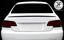 FOR BMW 3 SERIES E92 E93 M3 07-13 REAL CARBON FIBER M3 TYPE BOOT LID SPOILER LIP