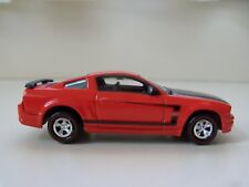 JOHNNY LIGHTNING - MODERN MUSCLE - 2005 FORD MUSTANG GT (RED) DIECAST (LOOSE)