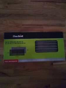 CHAR-BROIL 2358971 CHAR-BROIL PRE-2015 TRU-IR GRATE AND EMITTER (2-3 BURNERS)