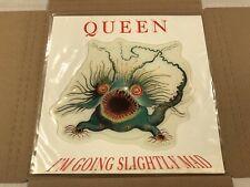 Queen-INNUENDO-GOING SLIGHTY MAD-*1991 Original Picture Vinyl LP* UK IMPORT Ltd.