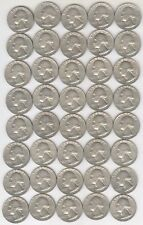 1982-P Washington Quarter Roll + 40 - Coins + No Reserve!