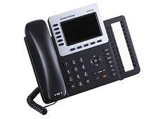 2x Grandstream GXP2160 Enterprise HD SIP / VoIP IP Poe Phone