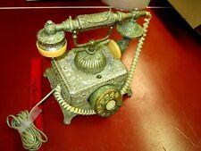 Retro 1933 Corded Baroque style telephone