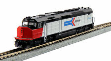 NIB N Kato #176-9201 sdp40f AMTRAK PH I #504