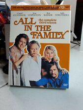 All in the Family : Season 3 DVD, Jean Stapleton, Carroll O'Connor, Bill Quinn,