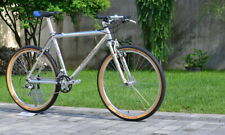 Panasonic MC COMP-AL on Shimano Deore XT, retro MTB