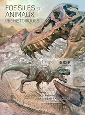 Central Africa  2013 Fossils & Prehistoric Animals dinosaurs