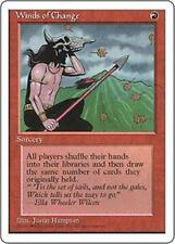 WINDS OF CHANGE Fourth Edition MTG Red Sorcery RARE