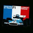 Aufkleber Formel 1 Grand Prix in Clemont Ferrand Frankreich (CC52) (54)