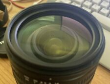 Tamron A20 AF 28-300mm For Canon, UV Filter & DA20 Lens Shade