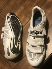 Dmt Radial Carbon Cycling Shoes 41.5 Speedplay 4 Bolt & Shimano look 4-bolt