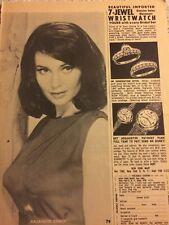 Anjanette Comer, Vintage Pinup