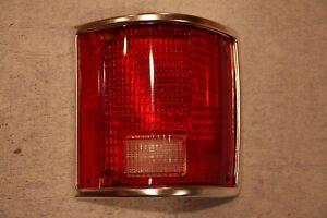 78-91 Chevy Blazer/Jimmy/Suburban/C/K Pickup Tail Light Right Passenger
