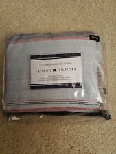 Tommy Hilfiger Alexander Woven Stripe Twin Duvet Cover