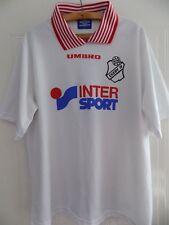 UMBRO EKEBY IF INTERSPORT Football Camiseta Shirt Retro RARE Soccer Sverige XL