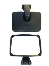 2x Rampenspiegel Bordsteinspiegel Universal LKW DAF MAN 248x169 Außenspiegel SET