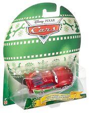 DISNEY CARS Saetta McQueen 1:55 Edizione Natalizia -Die Cast- Mattel dkf50