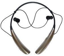 Genuine LG Tone Pro HBS-750 Bronze Wireless Bluetooth Headset