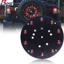 Spare Tire Wheel LED Third 3rd Brake Light For Jeep Wrangler 2007-2018 JK JKU