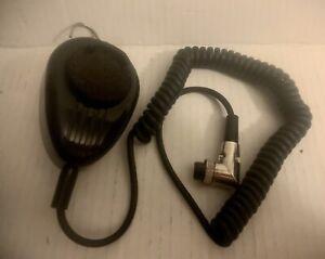 ~ Vintage Telex Turner Road King 56 Handheld CB Radio Microphone 4 Pin Mic