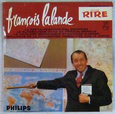 François Lalande 45 tours La destalinisation mal comprise 1964