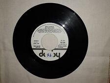 """Bus Connection / Milk Shake – Disco Vinile  45 Giri 7"""" Edizione Promo Juke Box"""