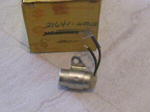 SUZUKI T125 STINGER CONDENSER 31641-20020 NOS!