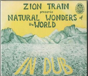 Zion Train - Natural Wonders Of The World In Dub (1994) (CD 2005) Remaster NEW