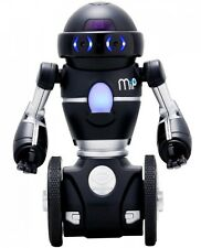 New Omnibot Hello MiP - Takara Tomy two-wheeled robot  black With Tracking