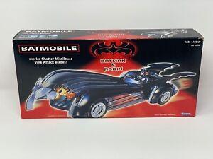 Kenner Batman & Robin Batmobile 1997 Hasbro