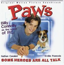 PAWS Original Film Soundtrack CD aussie 1997 MARIO MILLO aussie billy connolly