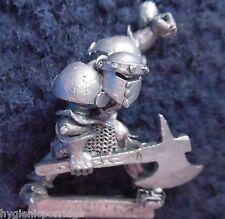 1985 Chaos Warrior 0201 02 CH2 Haxrot Greenpiece Citadel Warhammer Army Hordes