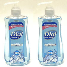 2 DIAL COMPLETE HAND SOAP LIQUID WASH SPRING WATER ANTIBACT 11 OZ NEW