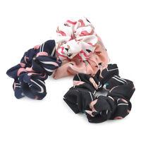 1pc Fashion Elastic Hair Rope Tie Scrunchie Ponytail Holder Accessories Women